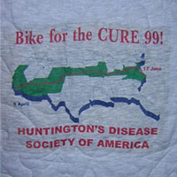 1999 Bike for the Cure